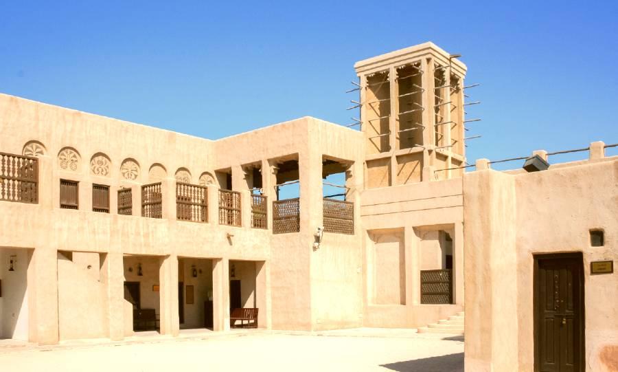 Saeed Al Maktoum House Dubai