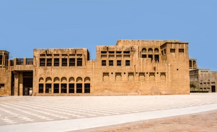 Saeed-Al-Maktoum-House-Dubai