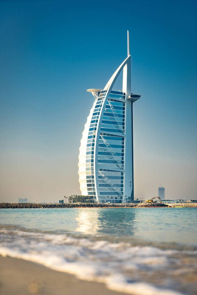 Burj Al Arab Jumeirah Beach