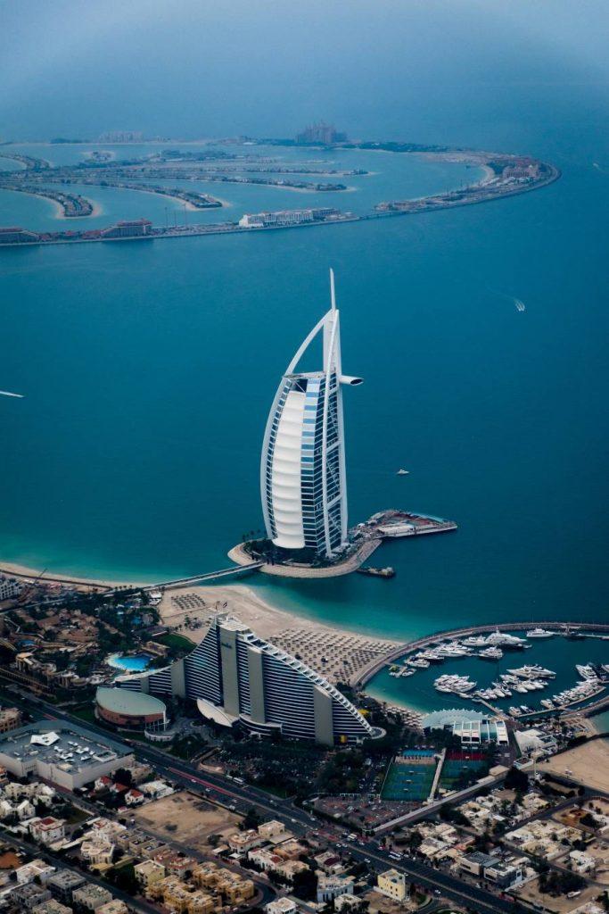 Burj Al Arab Jumeirah Beach Dubai Hotel