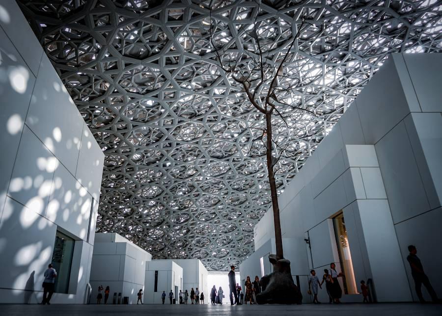 Louvre Museum Abu Dhabi