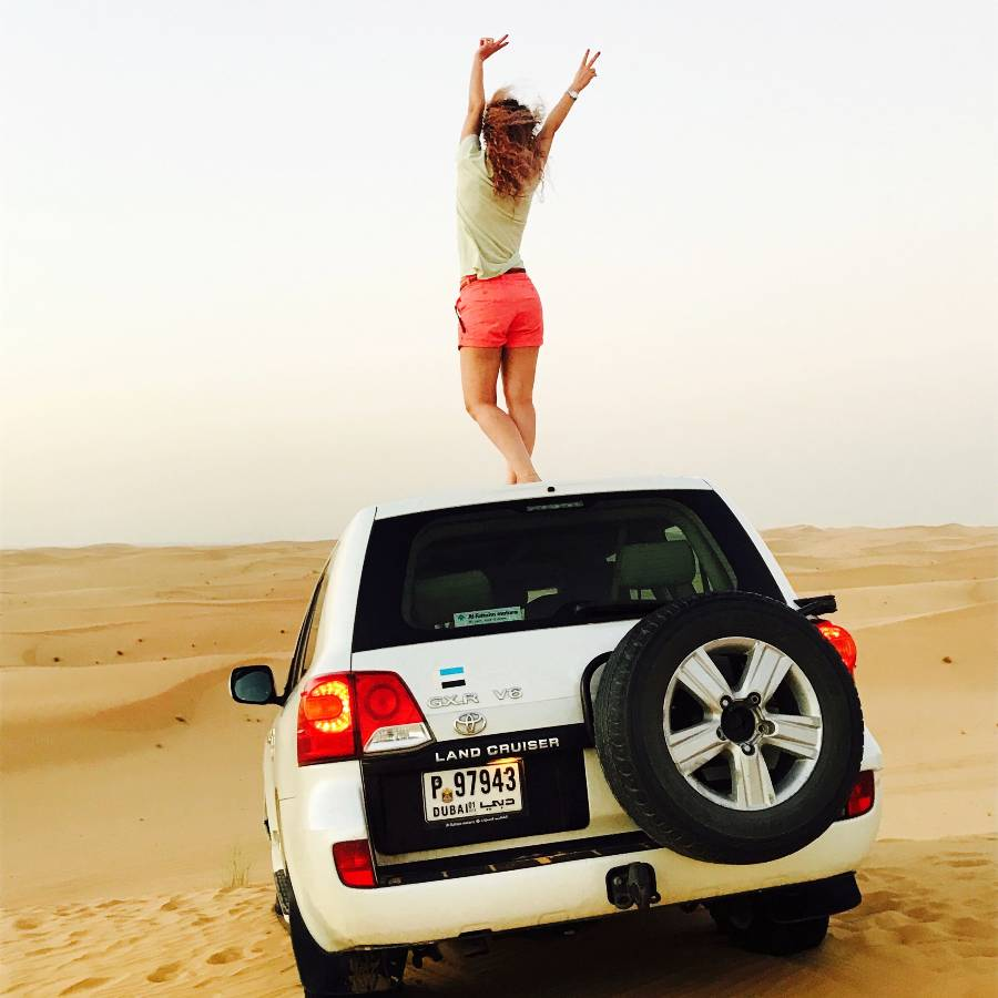 Dubai Car Rental from Cheap to Luxury