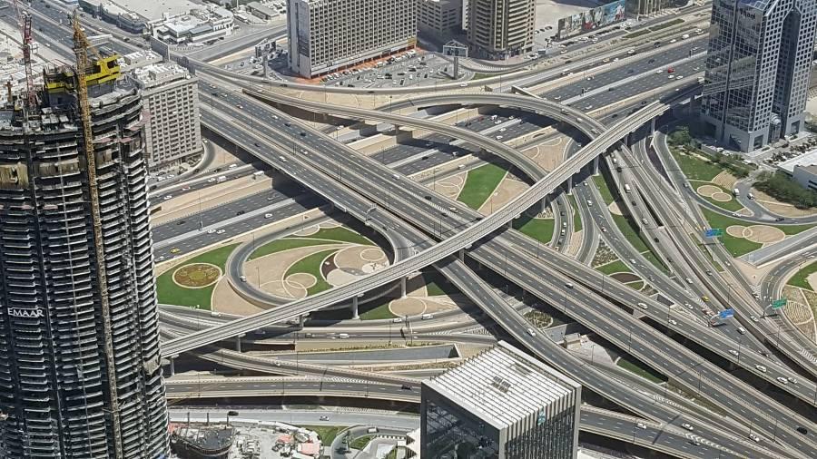 Dubai Rent a Car Driving in UAE