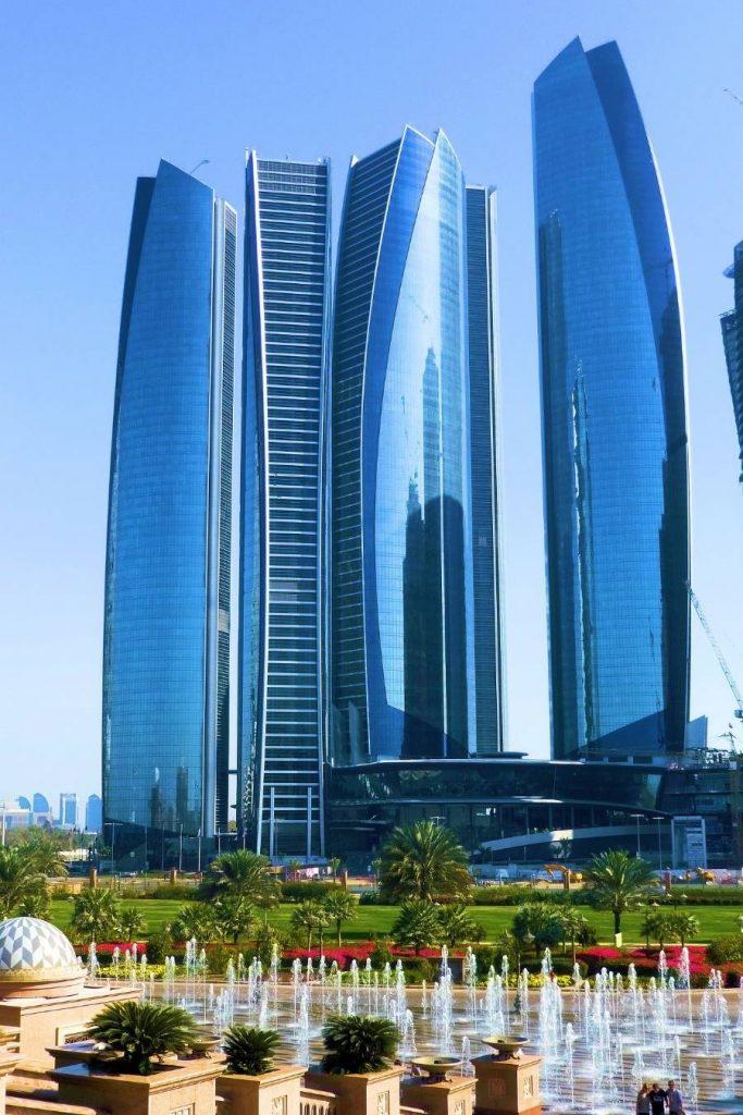 Etihad Towers Abu Dhabi Tickets