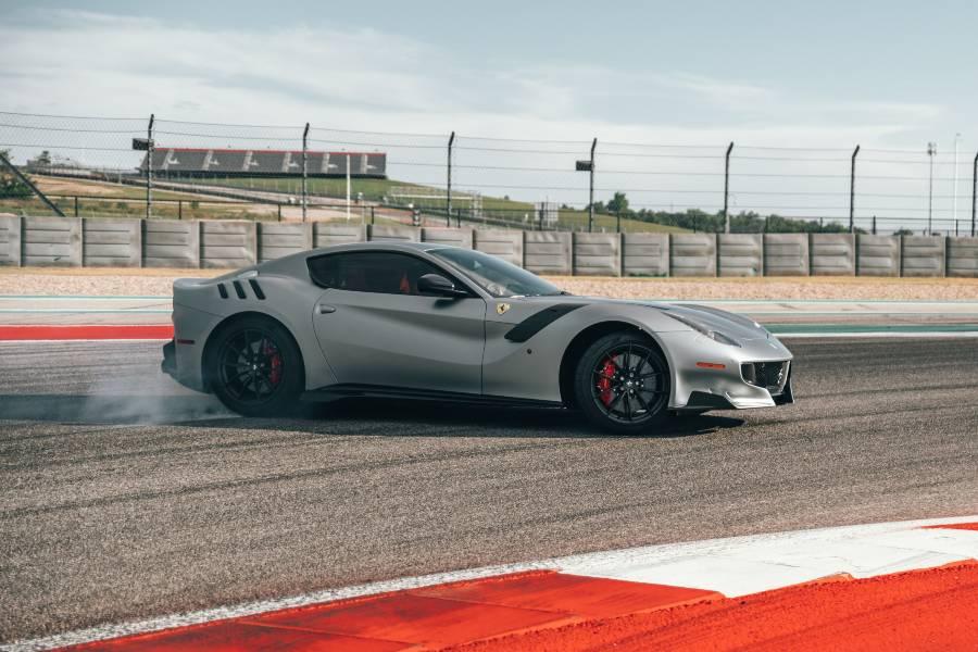 Ferrari World Abu Dhabi - Dubai - UAE
