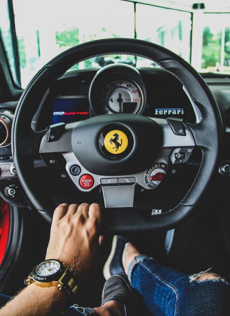 Ferrari World Abu Dhabi Yas Island