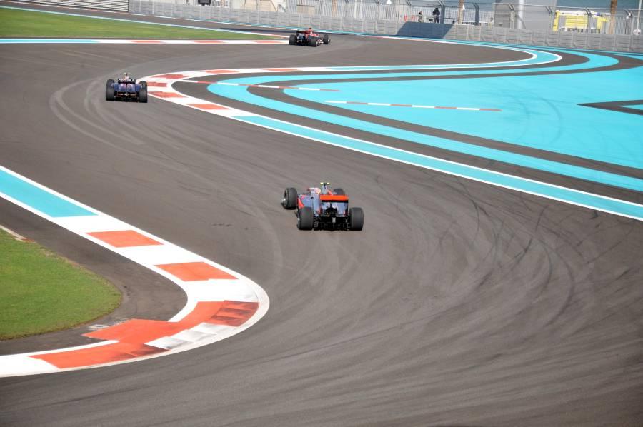 Formula Yas 3000 Yas Marina Circuit Abu Dhabi