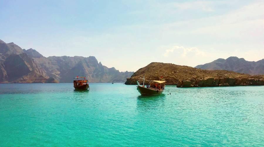 Musandam Dhow Cruise UAE Oman