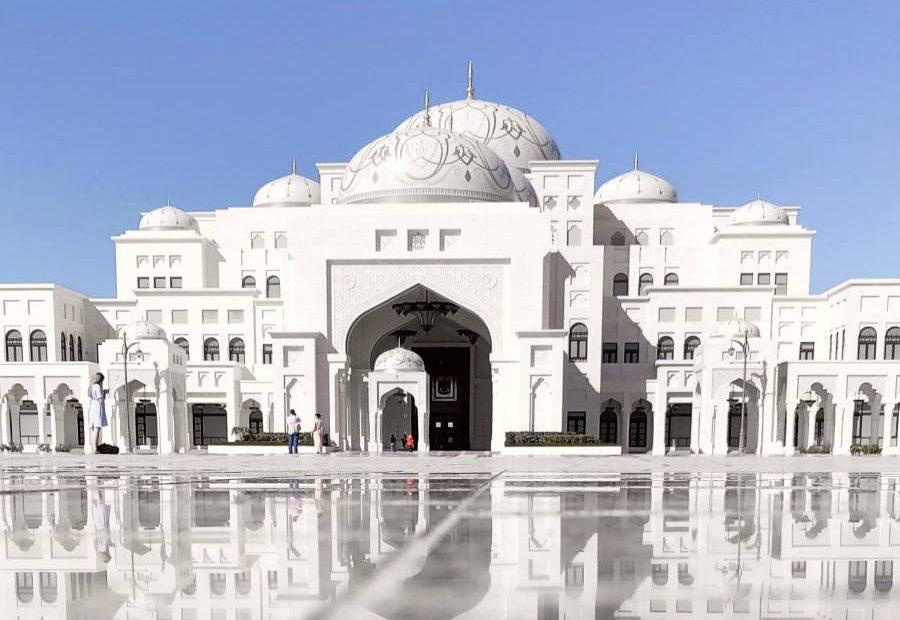 Qasr Al Watan Abu Dhabi Presidential Palace