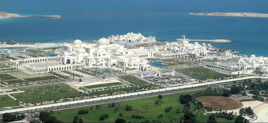 Qasr Al Watan UAE Presidential Palace