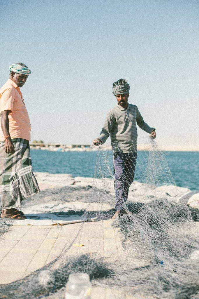Ras Al Khaimah Fishing Fisherman