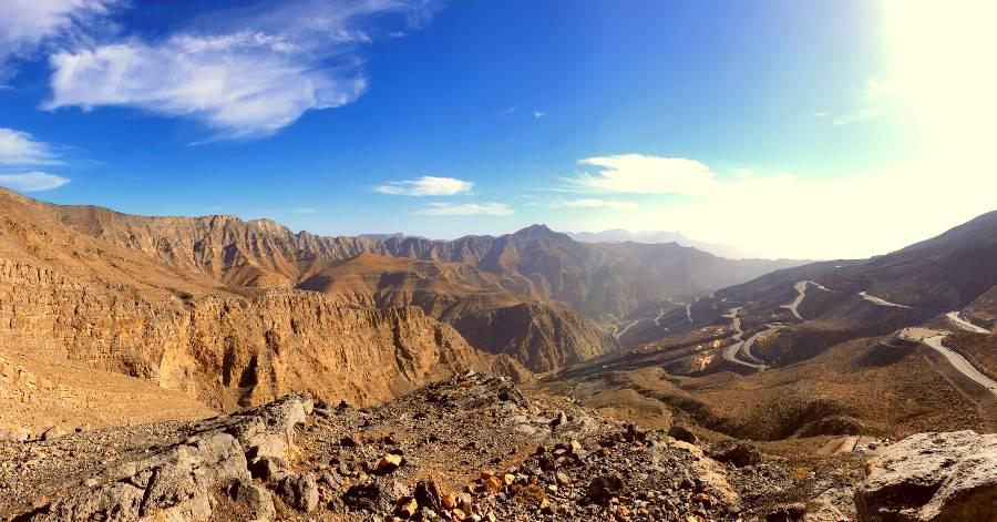 Places to Visit in Ras Al Khaimah: Jebel Jais - Jebel Jais Zipline