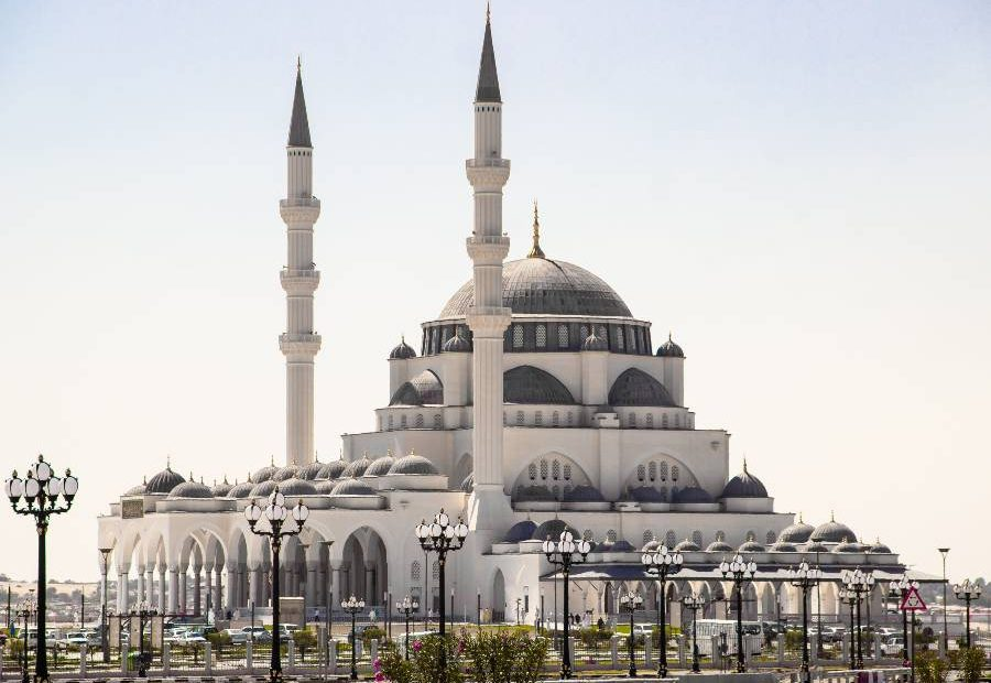 Sharjah Mosque UAE