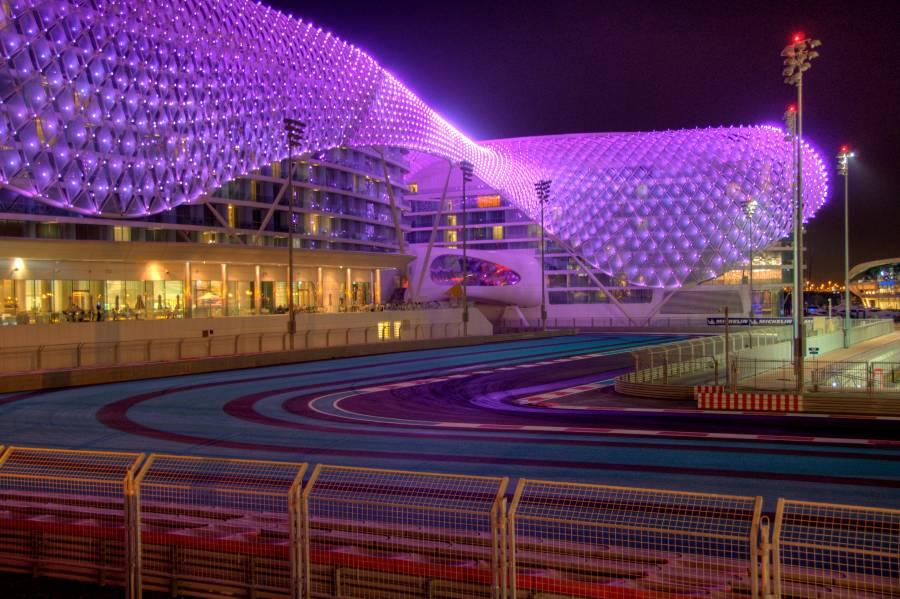 Yas Marina Circuit Abu Dhabi Formula 1