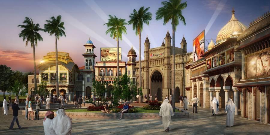 Bollywood Dubai Parks and Resorts Tickets