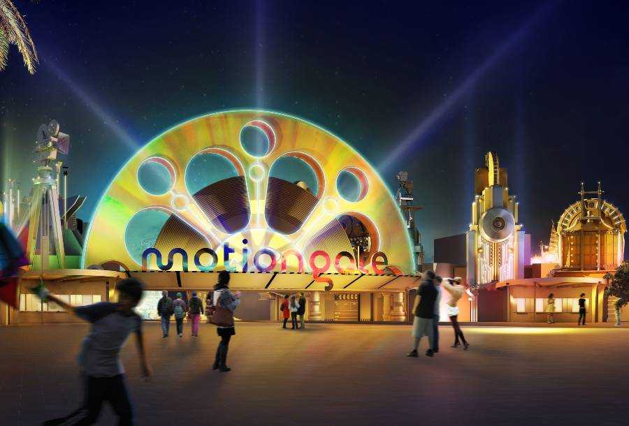 Dubai Parks and Resorts Motiongate Tickets Offers