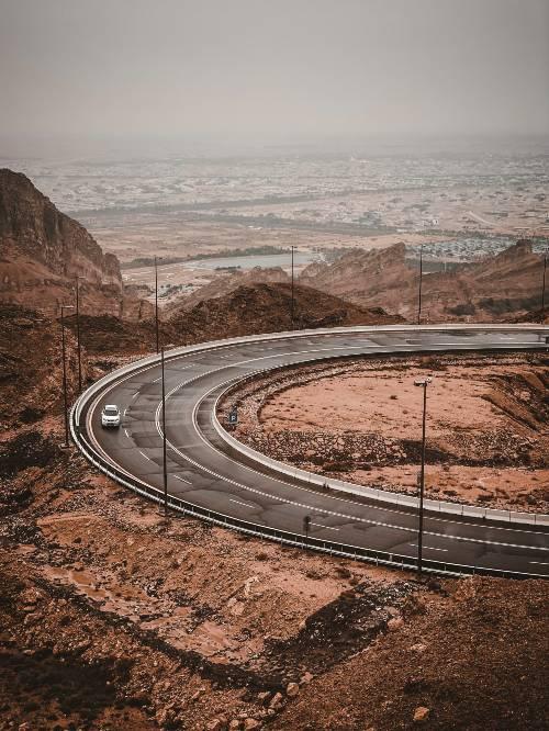 Jebel Hafeet Road Al Ain UAE