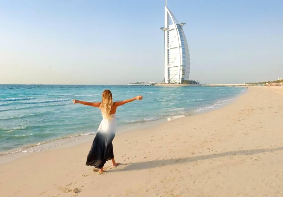 Best Beaches in Dubai: Jumeira Beach Public Beach in Dubai
