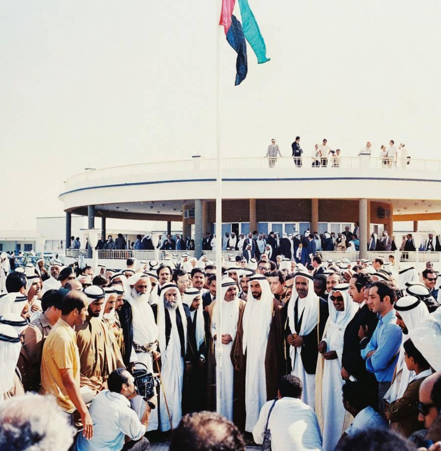 Museums in Dubai - Etihad Museum - Union House UAE