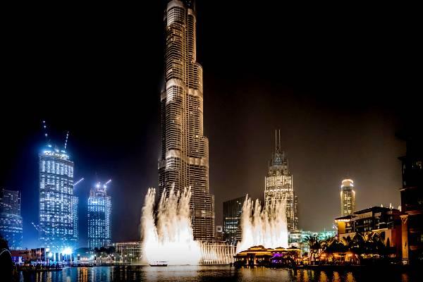 Dubai Fountain Tickets Burj Khalifa